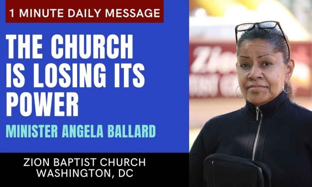 The Church Is Losing Its Power